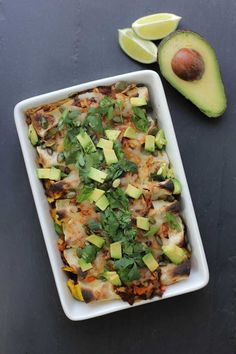 Huevos Rancheros Enchiladas {20 Beard and Bonnet Recipes on Oh My Veggies}
