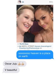 12 Texts I Got From Beauty Writers During The Oscars - xoVain