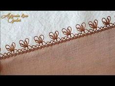 Crochet Borders, Baby Knitting Patterns, Hat Patterns, Needle Lace, Crochet Animals, Gold, Jewelry, Youtube, Farmhouse Rugs