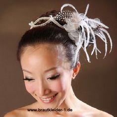 Braut Kopfschmuck Bernardina