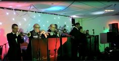 What a band! What a night! Raised £1,200 for Age UK Coventry Dementia Charity Gig Funk'N'Soul with Jake & Elwood Blues. 14 piece band.