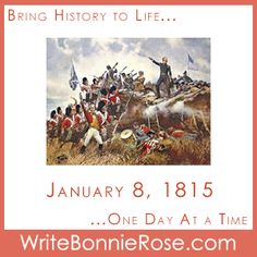 Timeline Worksheet: January 8, 1815, Jackson's Troops Win the Battle of New Orleans. Today marks the date that General Jackson's troops won the Battle of New Orleans during the War of 1812. Take our multiple choice quiz to see how much you know about this battle and some of the people involved in it.