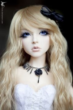 THIS IS A DOLL?!?