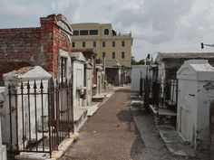 Locals, visitors and paranormal investigators believe St. Louis Cemetery No. 1 is the most haunted cemetery in the world. Many ghosts haunt this famous graveyard in New Orleans, including Voodoo Queen Marie Laveau. Because most of the city is submerged in water, the dead are buried on top of the ground. Some visitors have heard eerie screams from inside the tombs and have been eyewitnesses to the ghosts of animals, including cats and dogs. Take a picture here and a strange orb or ghost may…