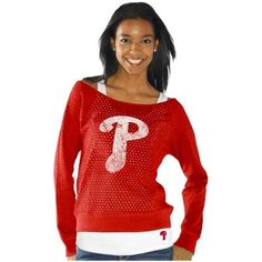 Philadelphia Phillies Ladies Holy Sweatshirt & Tank Set