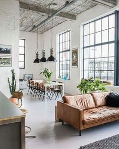 Lovely soft colors and details in your interiors. Latest Home Interior Trends. - Home Decoration - Interior Design Ideas Home Interior Design, House Design, Room Design, Interior Design, House Interior, Home, Interior, Loft Design, Industrial Livingroom