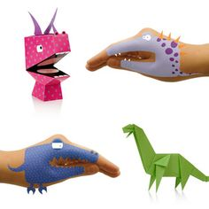 Dinosaur Gift Set, $16.80, now featured on Fab.
