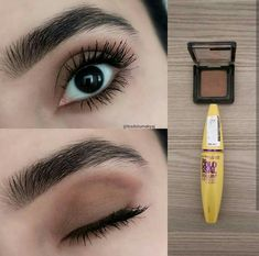 "History of eye makeup ""Eye care"", quite simply, ""eye make-up"" has long been a subject Makeup Trends, Makeup Inspo, Makeup Tips, Beauty Makeup, Hair Makeup, Simple Makeup, Natural Makeup, Eyeshadow Makeup, Eyeliner"