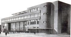 Фабрика-кухня Кировского района, Ленинград, СССР / Liningrad, USSR