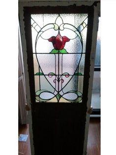 ドア - ステンドグラス-NEW TRAD Glass Art-