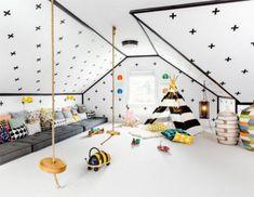 Kinderspielzimmer einrichten und gestalten - tolle Ideen für einen Traumort