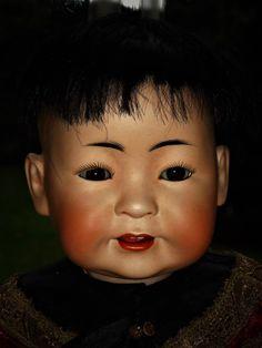antike Puppe von Kestner Orientale   eBay