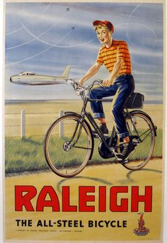 Raleigh the All-Steel Bicycle