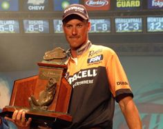 FLW Fishing: ANDY MORGAN - Angler Profile