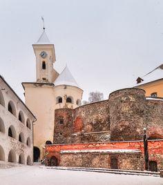 The Palanok Castle. Mukachevo. Ukraine.