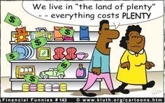 Wealth Building Clip Art | Cartoon Clip Art