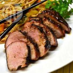 Filet de porc à la chinoise @ qc.allrecipes.ca