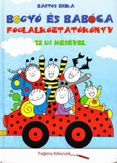 Marci fejlesztő és kreatív oldala: Bogyó és Babóca foglalkoztatókönyv