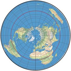 58 Best Flat Earth images