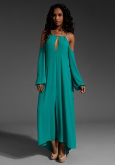 $356 BCBG Max Azria Runway Ivonka dress...this looks so comfortable