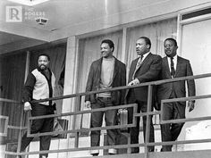 King was assassinated at Lorraine Motel in Memphis, TN. He was 39 years old. Civil Rights Leaders, Civil Rights Activists, February Black History Month, Black Ocean, Black Leaders, Still I Rise, Night Terror, Rosa Parks, I Have A Dream