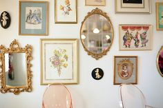 my room ideas for wall collage, so gorgeous