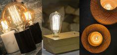 It's About Romi (= Realistic Open Minded Individuals) offers beJUTTUful lamps | Juttu #Juttu #design #lamps