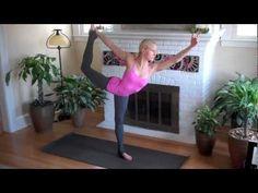 Yoga Online: King Dancer (Natarajasana) (+afspeellijst)