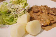 Gebakken uier is een typisch gerecht van onze grootouders. In combinatie met klassieke Blackwellsaus wordt het een gerecht met die heerlijke smaak van toen ...