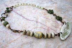 love doves necklace    by marthasrubyacorn on Etsy, $78.00