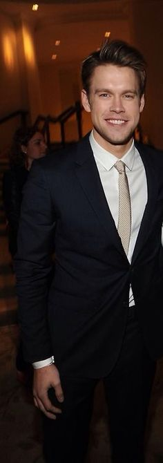 Chord Overstreet, though. <3