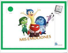 """Aprendo sobre las emociones con la película """"Del Revés"""""""