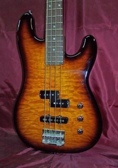 Legend Custom PJ Bass Guitar