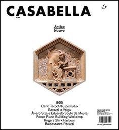 CASABELLA : rivista di architettura e urbanistica. nº 865. SUMARIO: http://casabellaweb.eu/wp/2016/09/01/casabella-settembre-2016/