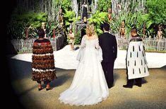 New Zealand Traditional Maori Weddings - Maori Wedding Procedures