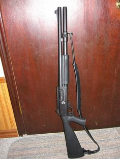 For sale: TACORD built Remington 870 Police BNIB Unfired