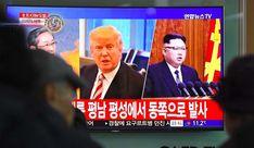 EUA impões novas sanções contra a Coreia do Norte.Os Estados Unidos impuseram sanções contra um banco e a outras empresas russas por transações