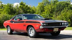 1970 Dodge Challenger T/A - 1