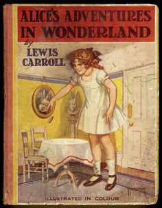 1934 UK edition illustrated by Bessie Pease Gutmann - cover illustration by G P Micklewright