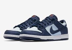 "EffortlesslyFly.com - Kicks x Clothes x Photos x FLY SH*T!: Nike SB Dunk Low Pro ""Denim"""