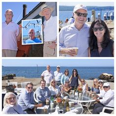 T&C's Board of Directors & Executive Staff Members enjoyed a beautiful luncheon at Duryea's Dock in #montauk at the annual Fighting Chance Lobster Bash! Photo:  blog: http://blog.1townandcountry.com/2015/09/21/town-countrys-board-of-directors-and-executive-staff-members/
