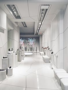 Shoe store #retail #interiordesign GALERIA MELISSA – NEW YORK by Retail Design br