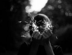 sparklers and fireworks once it gets dark #oklsummer