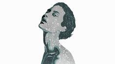 Fashion Illustration Shalom Harlow Drawing