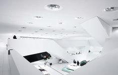 Porsche Museum / Delugan Meissl, photos by Michael Schnell,© Michael Schnell