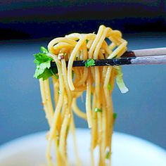 Week of Menus: Spicy Sesame Noodles: On trying to find balance Fruit Recipes, Pasta Recipes, Dinner Recipes, Cooking Recipes, Healthy Recipes, Yummy Recipes, New Years Eve Dinner, New Years Eve Food