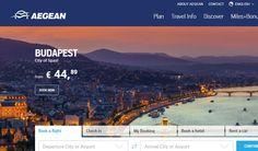 Aegean - Αεροπορικά Εισιτήρια | Online Καταστήματα - Webfly
