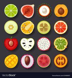 Web Icon Vector, Vector Game, Cafe Icon, Art Handouts, Cocktails Vector, Fruit Icons, Pumpkin Vector, Fruit Shop, Halloween Vector