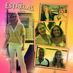 ADRIANA ROTELLI (OFICIAL): ESTRELAS DIA 07 DE JUNHO DE 2014 COM ZICO, ANA MAR...