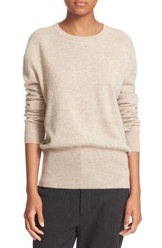 Vince Split Back Cashmere Sweater available at #Nordstrom